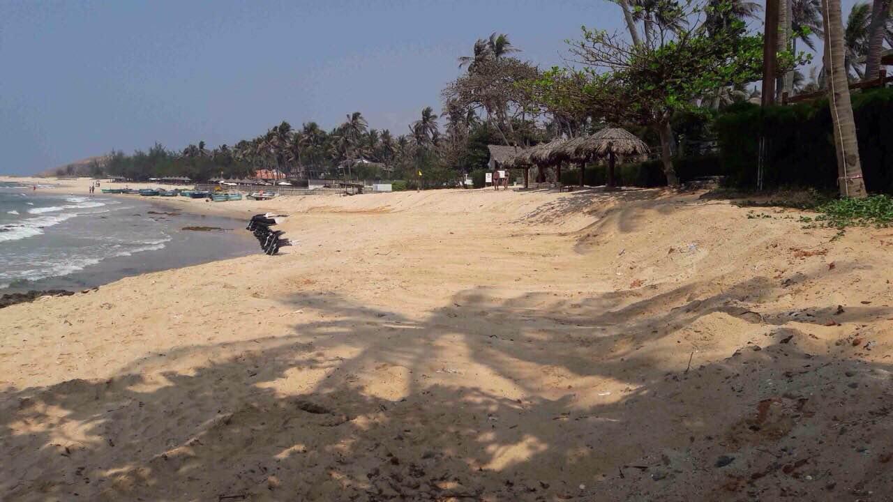 Dự án bảo vệ bờ biển mũi né